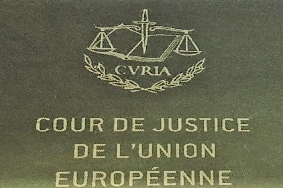 Jurisprudència del TJUE en les Directives de la UE.